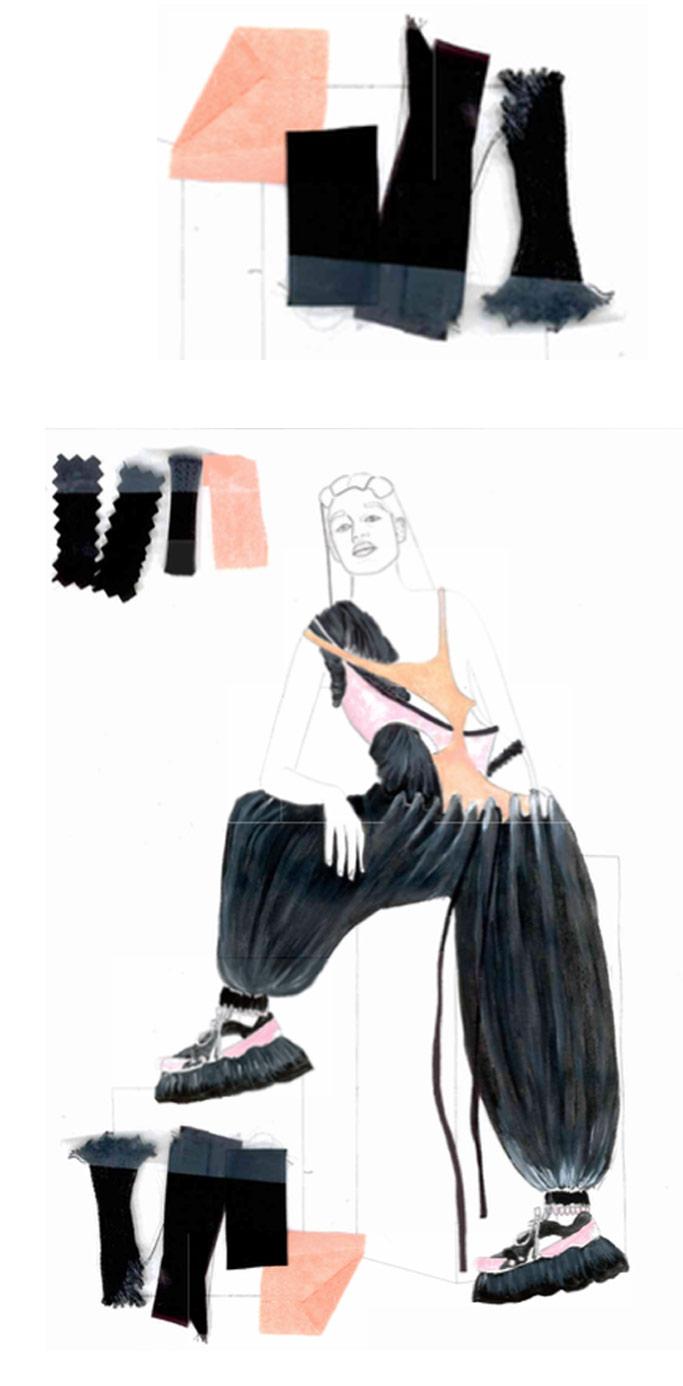 Alice Henfrey, Design Process