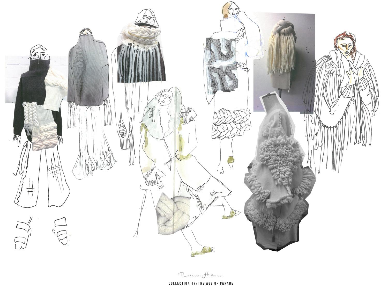 Rebecca Holmes Design Process