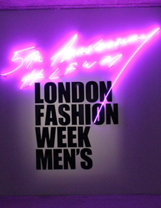 Events London Fashion Week Men S