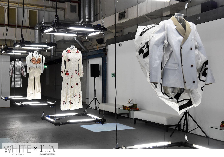 White Milano X Italian Trade Agency