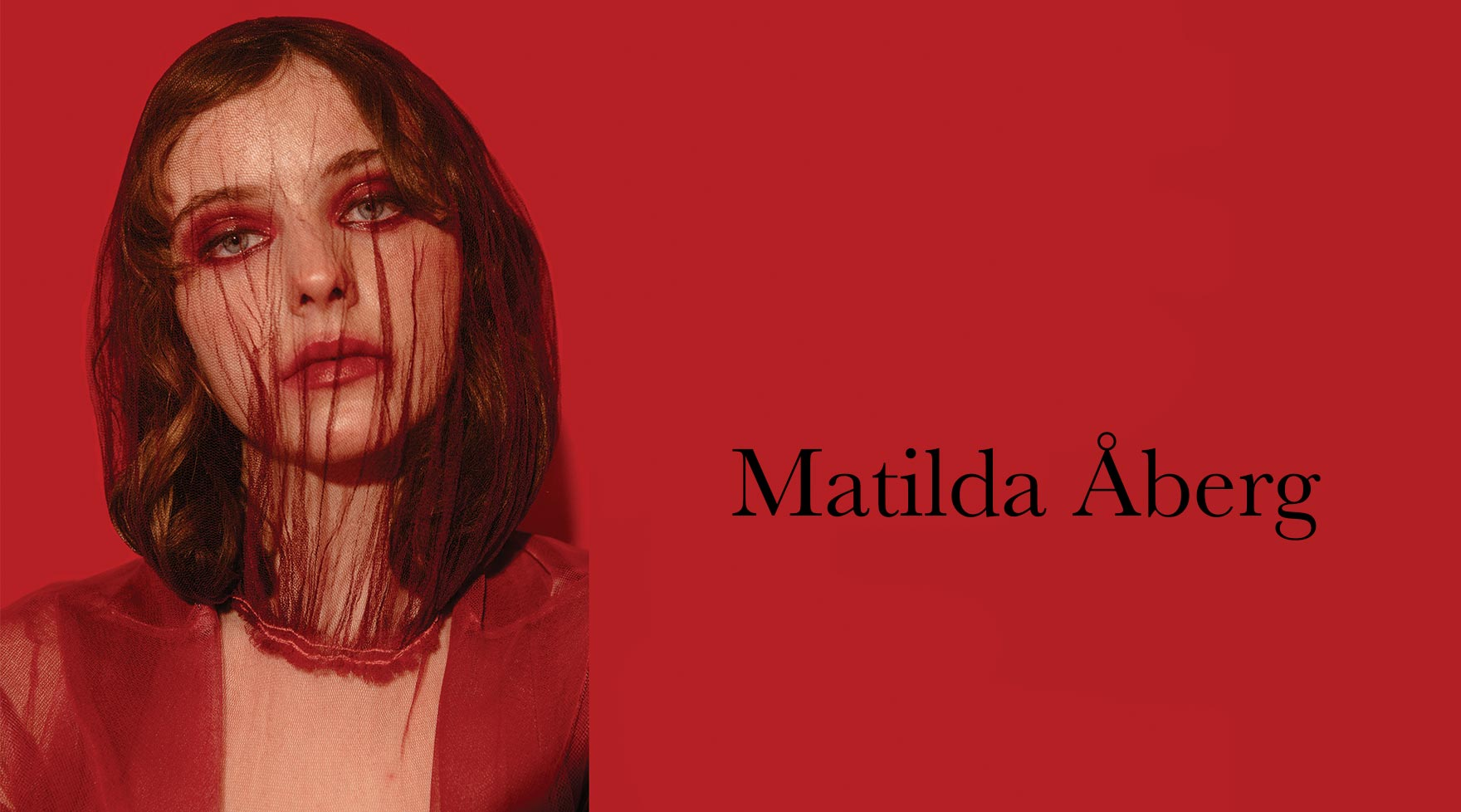 Matilda Aberg London College Of Fashion 2018