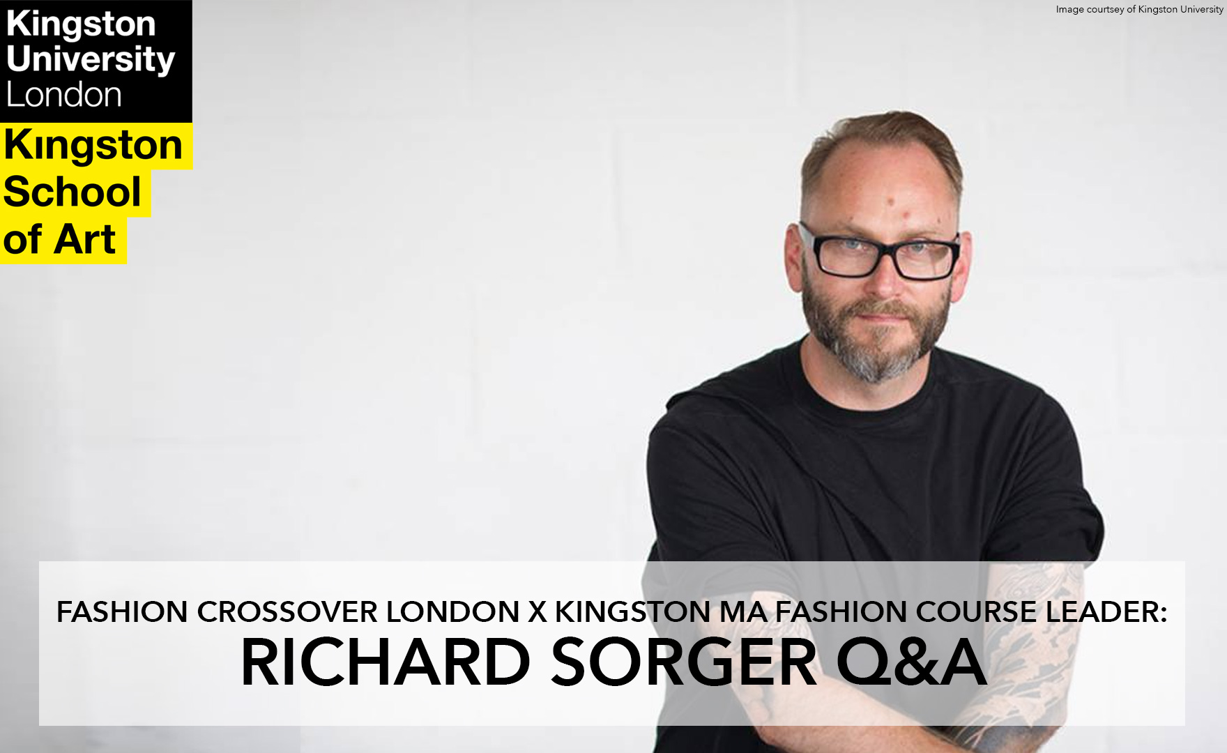 3ac1d7afbc3 Following our invitation to attend Kingston Universities  11th MA catwalk  show