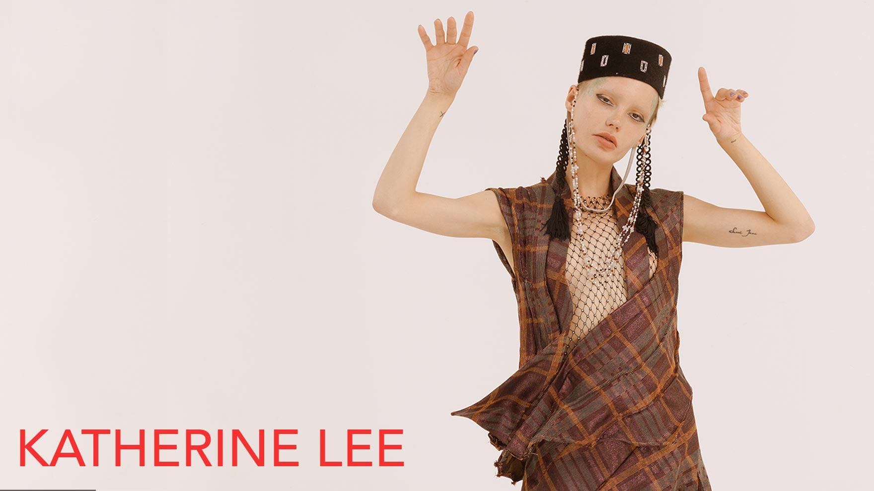 Katherine Lee London College Of Fashion 2019