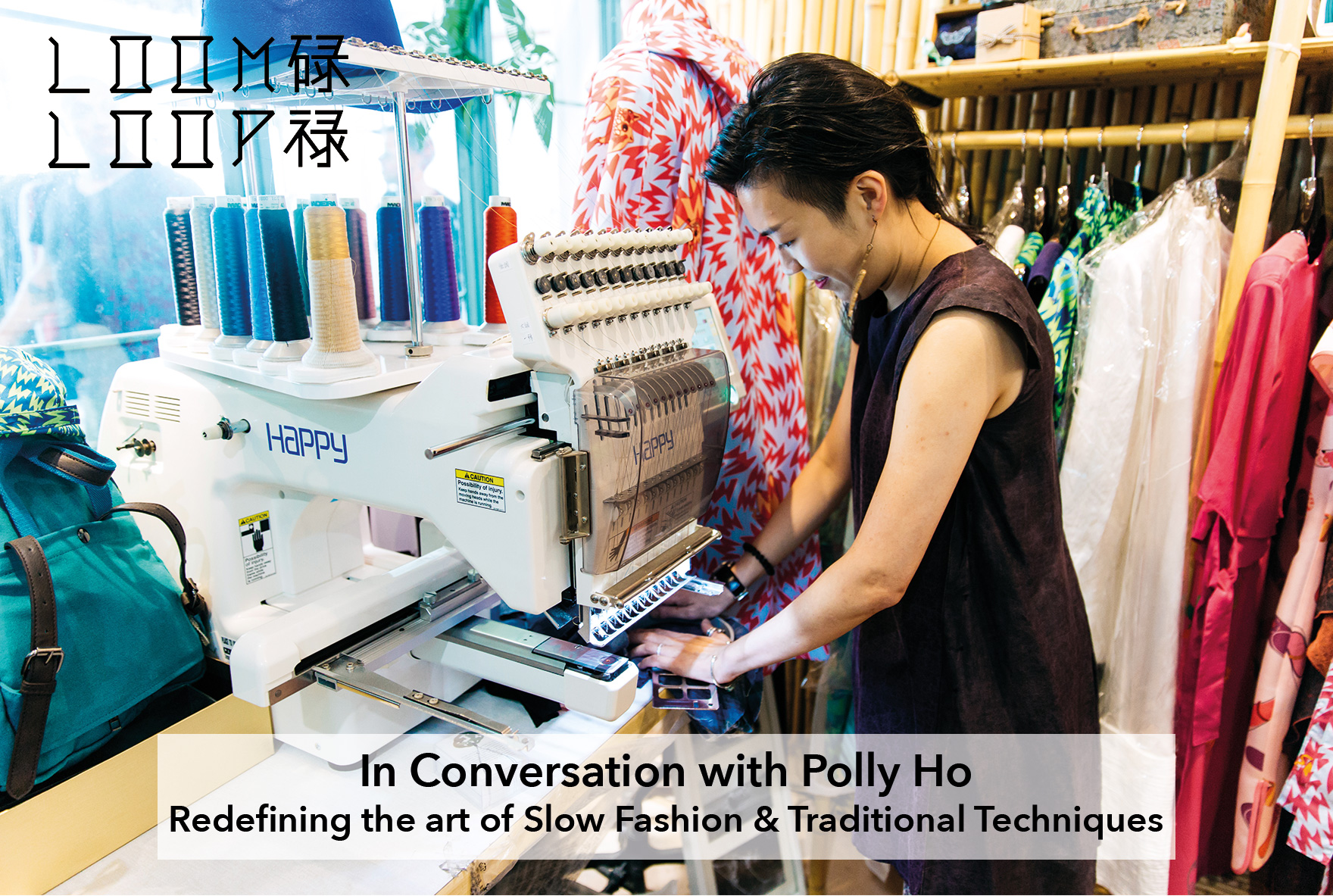 In Conversation With Hong Kong Sustainable Designer Polly Ho
