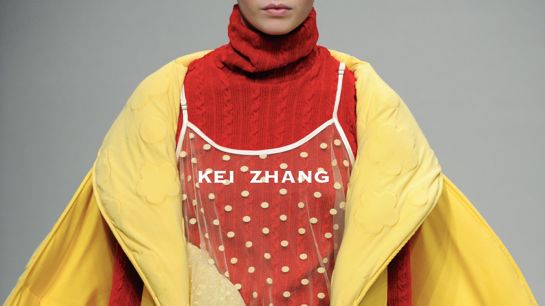 Kei Zhang London College Of Fashion 2020