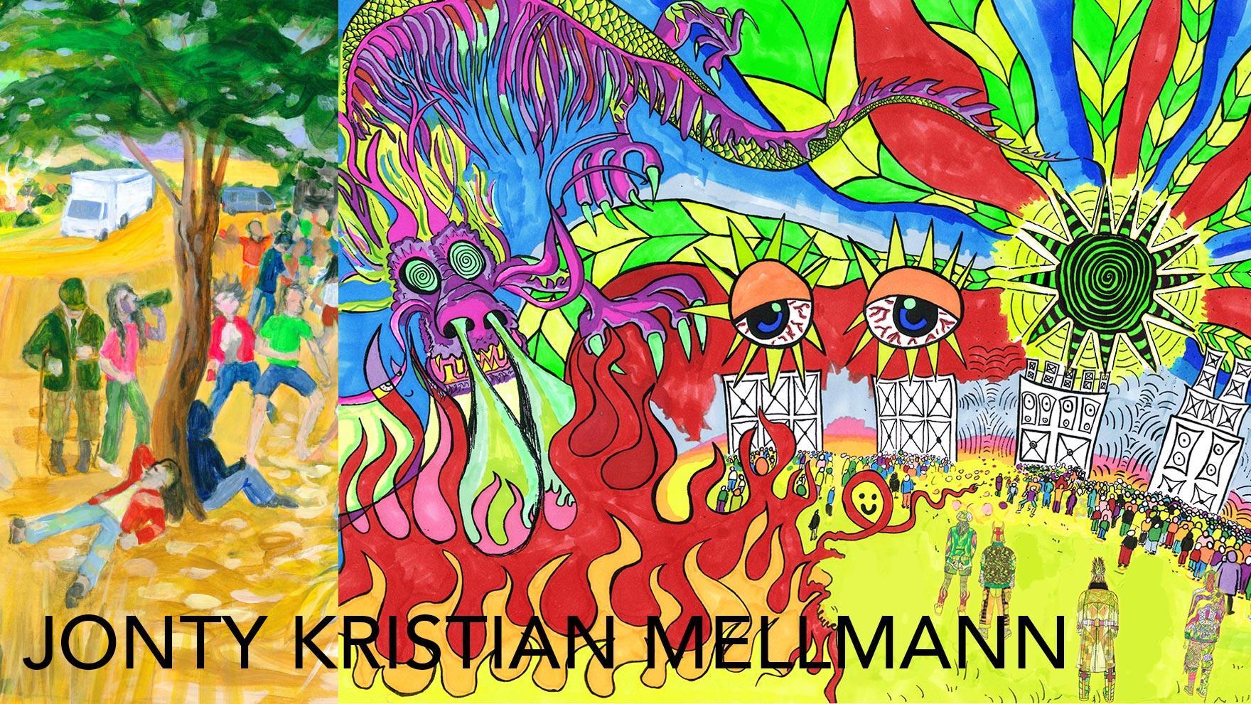 Jonty Kristian Mellmann University Of Westminster 2020