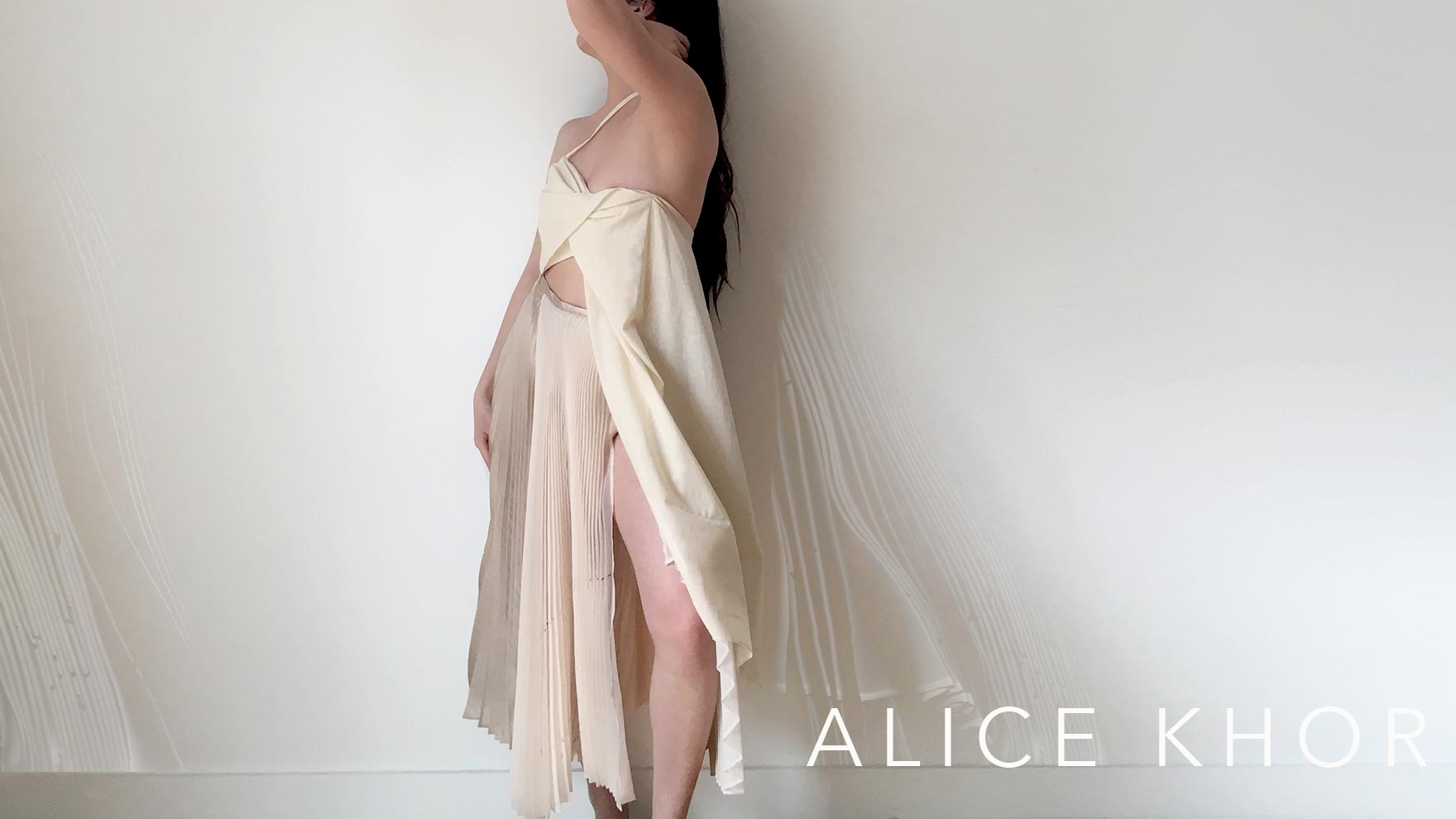 Alice Khor London College Of Fashion 2020