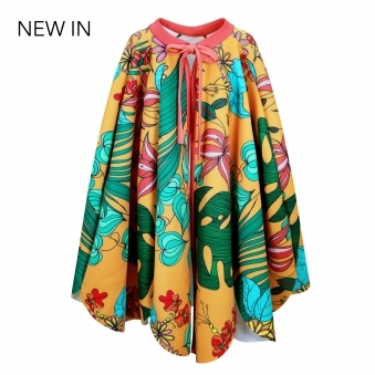 Made To Order Tropical Storm Cape