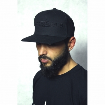 Umbra Sumus Embroidered Black Cap