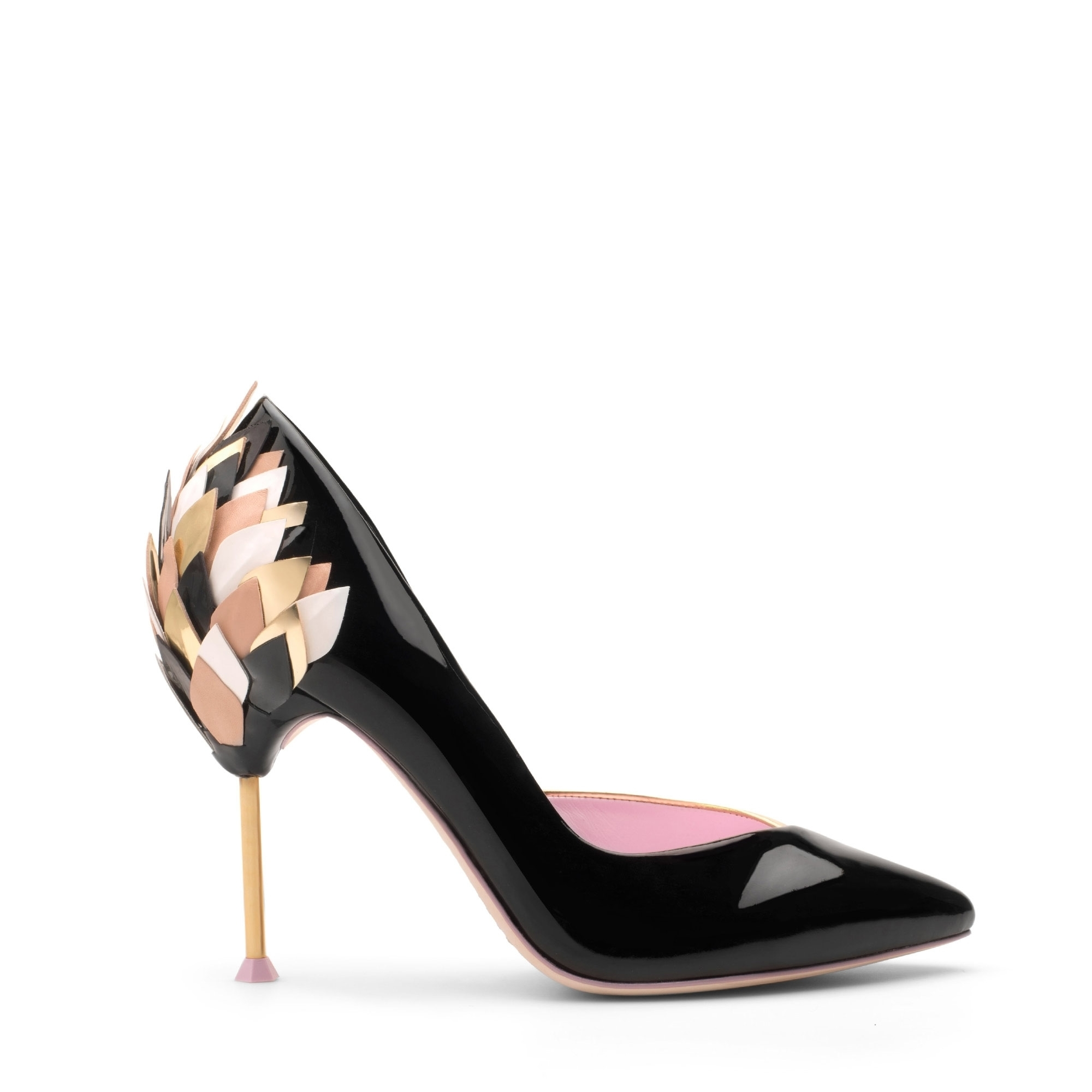 b1f1021007e PIAGETTI Flower High Heel Pump - WOMEN from Fashion Crossover London UK