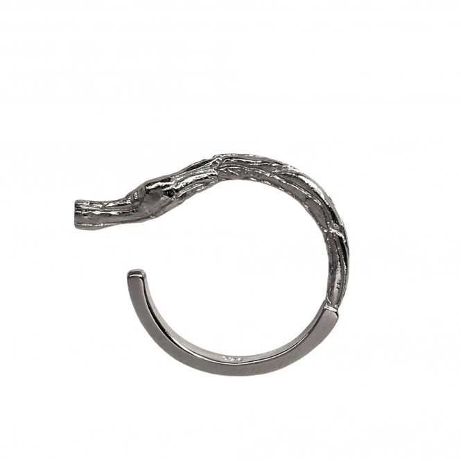 RHAPSODY IN FOREST Thin Branch Ring