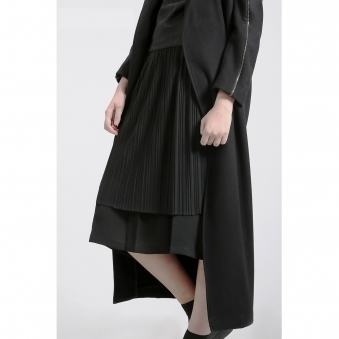 Made To Order Pleated Skirt