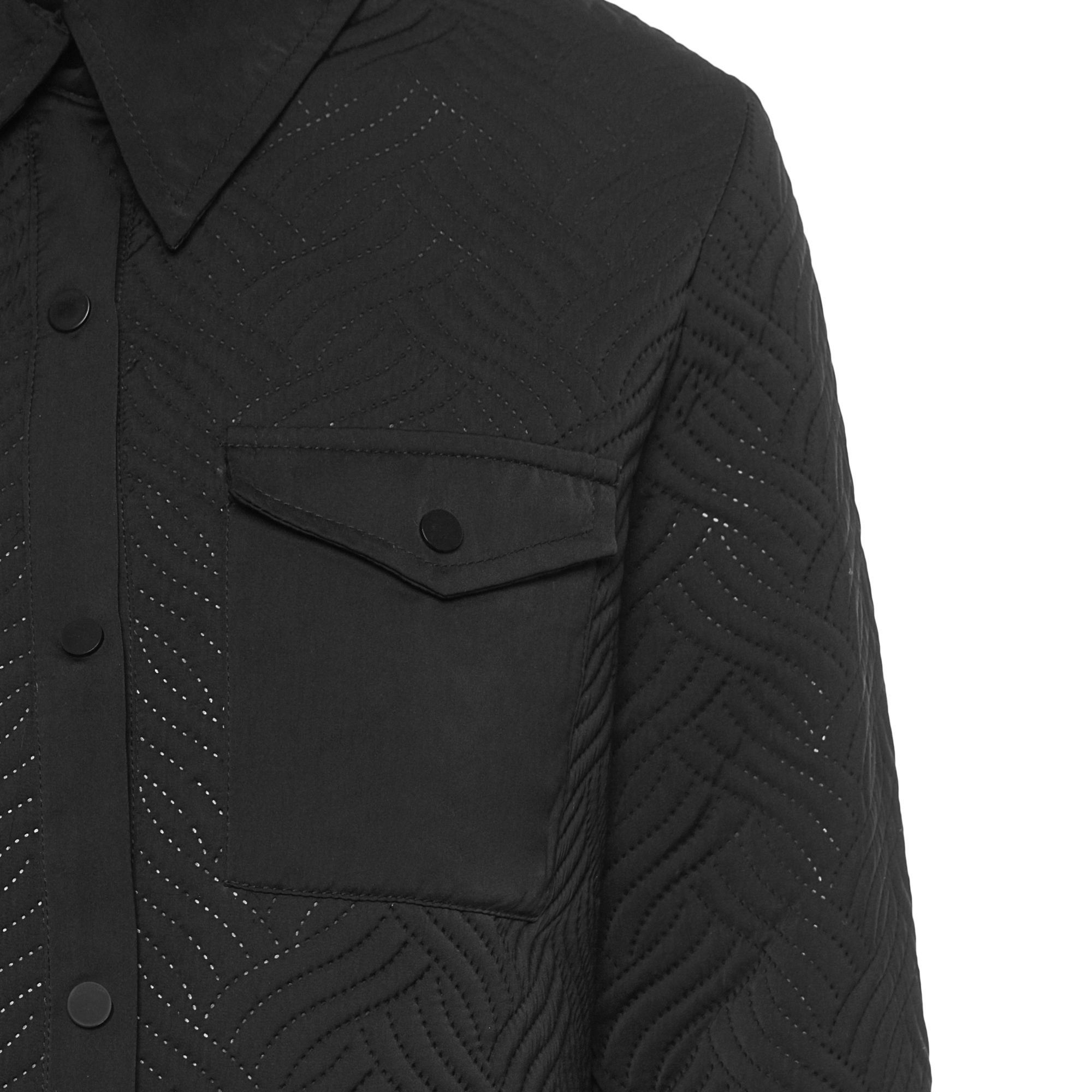 to en quilted wear mens techno s men bally ready in cotton jackets jacket shirt black quilt man it
