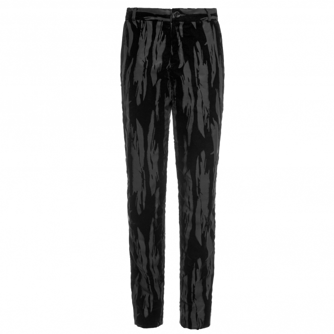 WANGLILING Mottled Flash Reflective Trousers