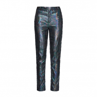 Rainbow Oil Effect Trousers